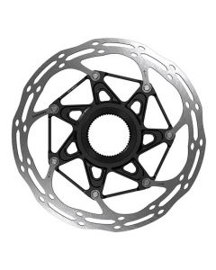 SRAM Centerline X 2P Rounded CL disc rotor-Silver-160mm
