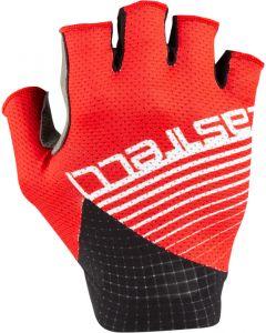 Castelli Competizione gloves-Red-S
