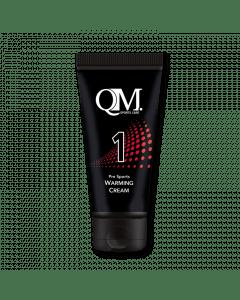 QM 1 Warming Cream-Black-175ml