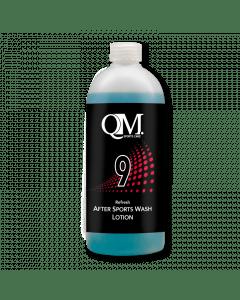 QM 9 After Sports Wash-Black-450ml