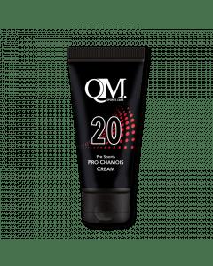 QM 20 Pro Race Chamois Cream-Black-150ml