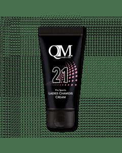 QM 21 Ladies Chamois Cream-Black-150ml