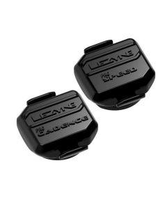 Lezyne Pro speed & cadanssensor-Black