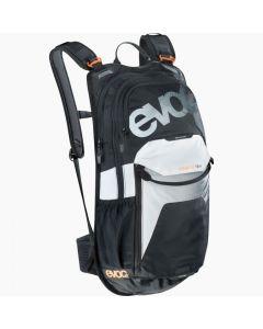 Evoc Stage 12LTeam backpack-Black-White