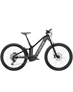 Trek Powerfly FS 7-Lithium grey-Trek black-M