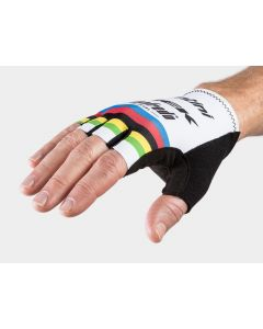 Santini Trek Segafredo Team gloves