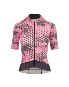 Bioracer Epic Camo Dot ladies shirt ss