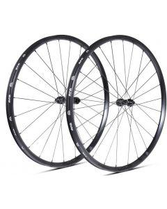 Ere Tenaci GR20 Gravel alu disc wheelset-Black