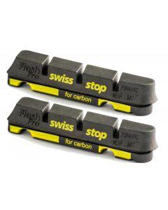 Swissstop Flash Pro Black Prince Shimano brake pads (1 pair)
