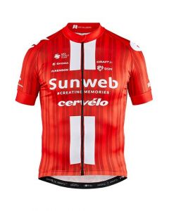 Craft Team Sunweb Replica shirt ss