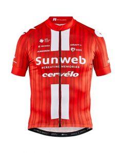 Craft Team Sunweb Replica junior shirt ss
