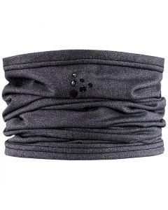 Craft Core neck tube-Black melange
