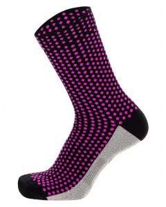 Santini Sfera Medium Profile socks