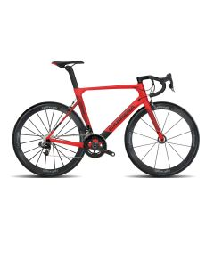 Carrera TD01 Air disc custombike