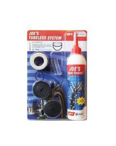 Joe's No Flat Tubeless Kit STD XC/AM french valve