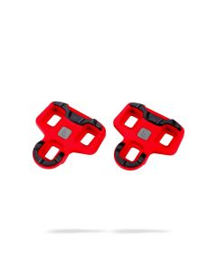 BBB BPD-04A MultiClip cleats-Red