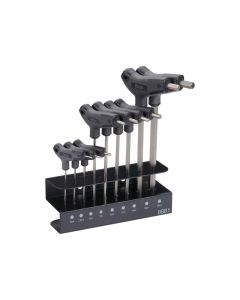 BBB BTL-45S Hex T set-Black