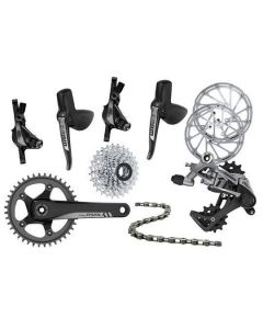 Afmontage Sram Rival disc