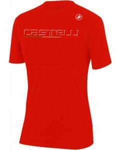 Castelli Classic T-shirt ss