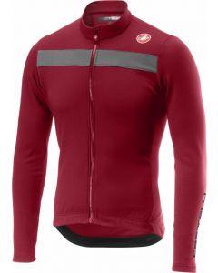 Castelli Puro 3 shirt ls-Pro red-S