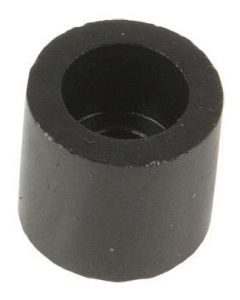 SKS 2168 straight pumprubber-Black