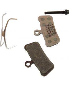 SRAM Trail/Guide organische/alu disc brake pads-Grey