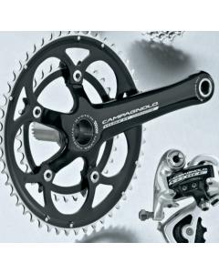Campagnolo Veloce 10 speed chainwheel-black-53
