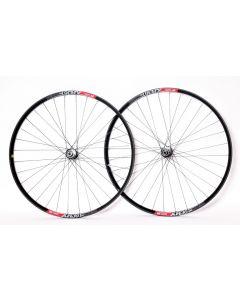 DT Swiss XR 361 29 disc wheelset-Black