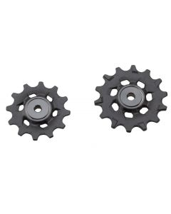 SRAM XX1/X01 Eagle ceramic 12sp jockey wheels-Black