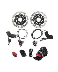 SRAM Red eTap AXS D1 hyraulische disc FM 1x12sp upgrade kit