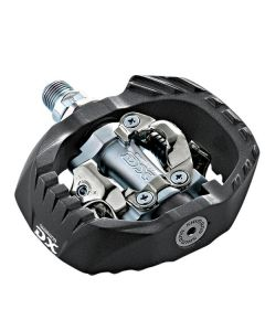Shimano DX M647 pedalset incl. cleats
