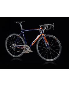 Carrera SL 730 frameset -A6-39 Blauw-Oranje-L
