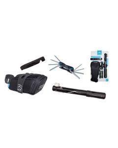 Pro Combipack saddlebag + Tools + Pump