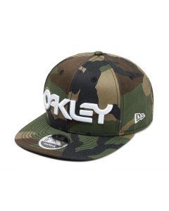 Oakley Mark II Novelty Snap Back cap-Core camo