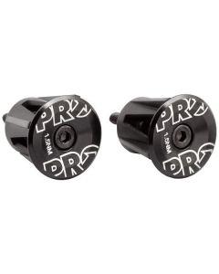 Pro aluminum plugs-black