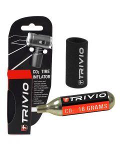 Trivio CO2 adapter Pro + neoprene huls