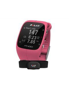 Polar M400 GPS + hartslagmeter