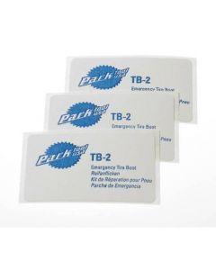 Park Tool TB-2C gluepatches (3 pcs)