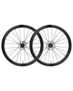 FFWD Ryot 44 DT240 carbon disc wheelset-Black