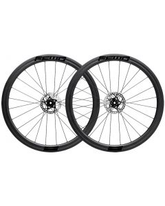 FFWD Tyro carbon disc wheelset-Black
