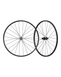 Shimano WH-RS370 TL 10/11sp disc wheelset-Black