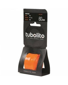 Tubolito Tubo Road innertube-Orange-18-28-60mm