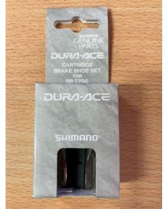 Shimano Dura Ace 7700 remblokken incl. cartridge