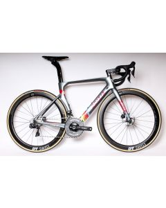 Brixia Alata disc custom roadbike
