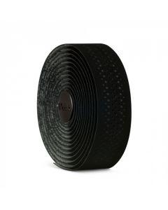 Fizik Tempo Microtex Bondcush Soft handlebar tape-Black