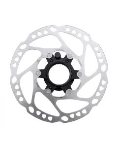 Shimano STEPS RT-EM600 CL disc rotor-Silver-160mm