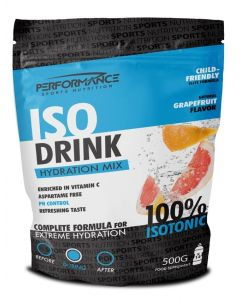 Performance Isodrink