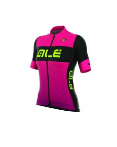 Alé R-EV1 Rumbles ladies shirt ss