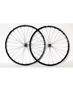 Mavic Open Pro UST disc (DT Swiss 350s) wheelset-Black