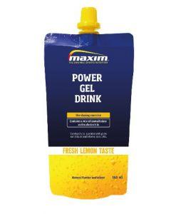 Maxim Power Drink gel-Lemon-160ml